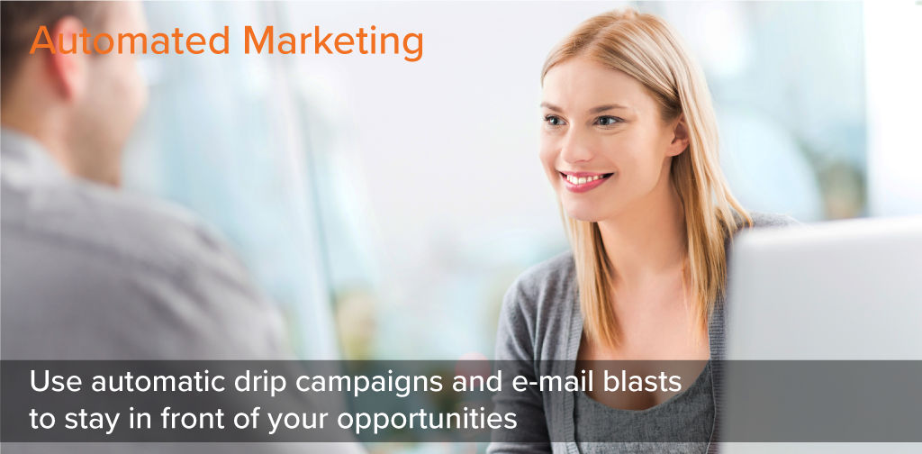 Automated Marketing - Move from e-mail marketing to automated marketing